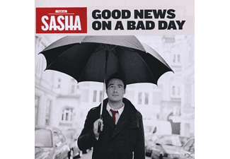 Sasha - Good News On A Bad Day - (CD)
