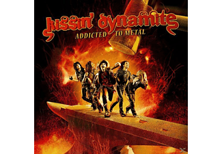Kissin' Dynamite - Addicted To Metal - (CD)