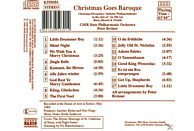 Cssr State Philharmonic Orchestra - Christmas Goes Baroque [CD]