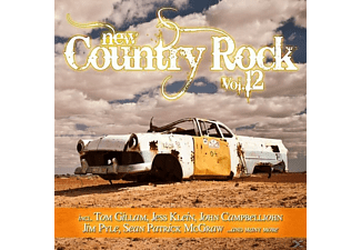 VARIOUS - New Country Rock Vol.12 - (CD)