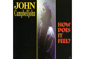 John Campbelljohn - How Does It Feel - (CD)