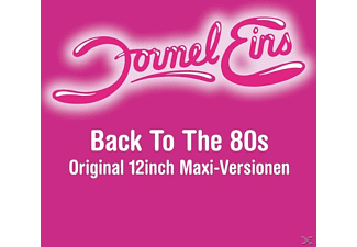 VARIOUS - Formel Eins-Back to the 80s Fanbox - (CD)