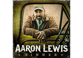 Aaron Lewis - Sinner - (CD)