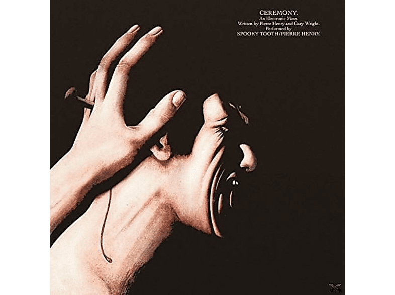 Pierre Spooky Tooth/henry - Ceremony: An Electronic Mass [CD]