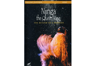 Pauline&ione Oliveros - Njinga the Queen King the Return of a Warrior - (DVD)