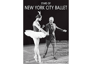 Stars of New York City Ballet - (DVD)