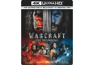 Warcraft - The Beginning | 4K Ultra HD Blu-ray
