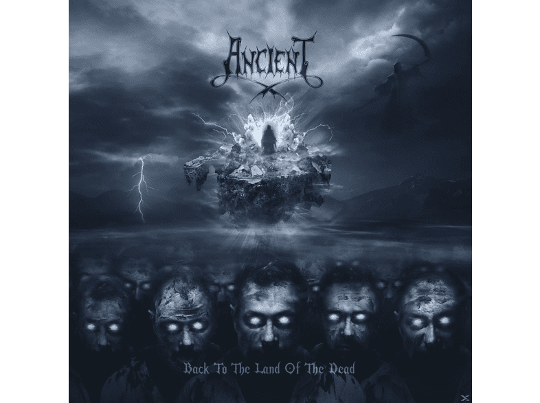 Ancient - Back To The Land Of The Dead [CD]