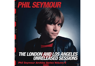 Phil Seymour - The London & Los Angeles Unreleased Sessions - (CD)