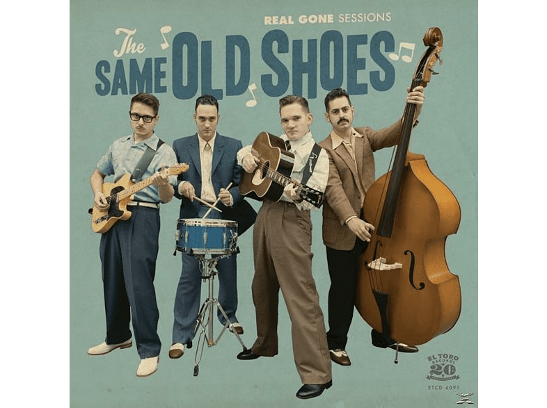 The Same Old Shoes - Real Gone Sessions [CD]