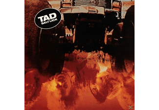 Tad - Salt Lick-Deluxe Edition - (CD)
