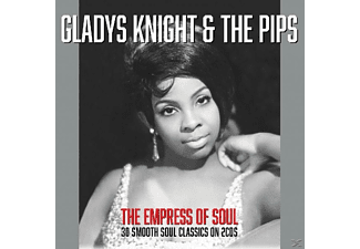 Gladys Knight & The Pips - The Empress Of Soul - (CD)