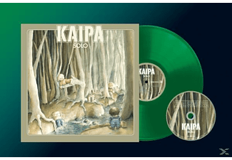 Kaipa - Solo (Ltd.Edition green Vinyl+CD) - (LP + Bonus-CD)