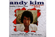 Andy Kim - Baby, I Love You-Greatest Hit [CD]
