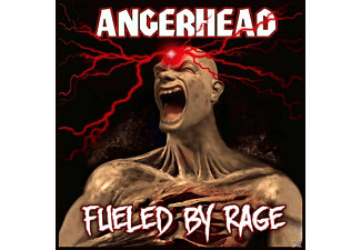 Angerhead - Fueled By Rage (Ltd.Black Vinyl) - (Vinyl)