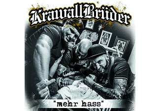 Krawallbrüder - Mehr Hass (Ltd.Boxset) - (CD + DVD Video)