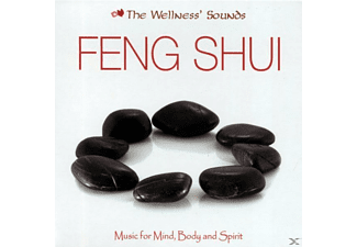 VARIOUS - Feng Shui-Magical Equilibrum - (CD)