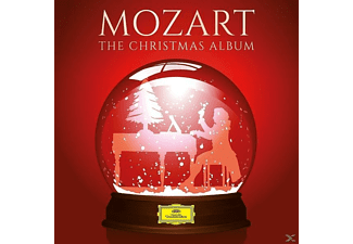 Diverse Klassik - Mozart-The Christmas Album - (CD)