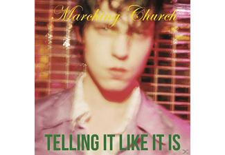 Marching Church - Telling It Like It Is - (CD)