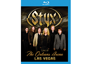 Styx - Live at the Orleans Arena, Las Vegas (Blu-ray)