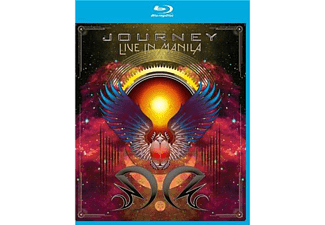 Journey - Live in Manila (Blu-ray)