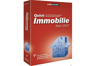 Lexware QuickImmobilie Start 2017