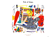 Flock Of Dimes - If You See Me, Say Yes [CD]