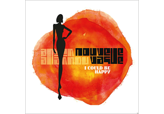 Nouvelle Vague - I Could Be Happy - (CD)