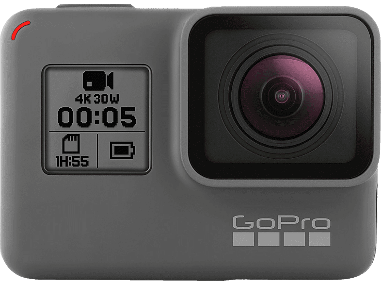 GOPRO Hero 5 Black Edition Action Cam Grau