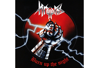 Kryptos - Burn Up The Night - (CD)