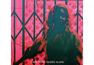 Lady Wray - Queen Alone - (CD)