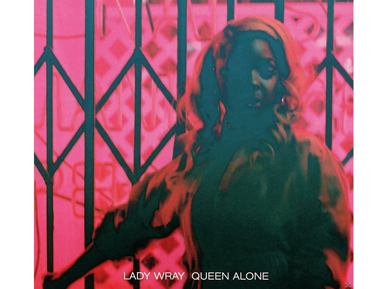 Lady Wray - Queen Alone [CD]