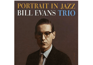 Bill Evans - Portrait in Jazz (Vinyl LP (nagylemez))