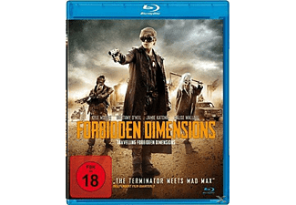 Forbidden Dimensions - Uncut Edition - (Blu-ray)