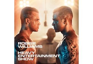 Robbie Williams - Heavy Entertainment Show - (CD)
