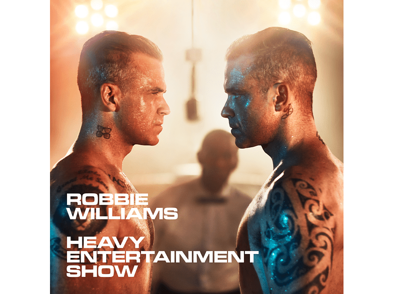 Robbie Williams - Heavy Entertainment Show [CD]