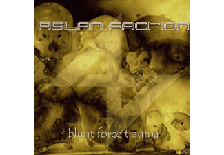 Aslan Faction - Blunt Force Trauma - (CD)