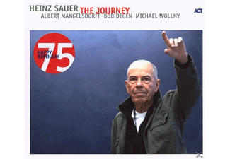 Heinz Sauer - The Journey - (CD)