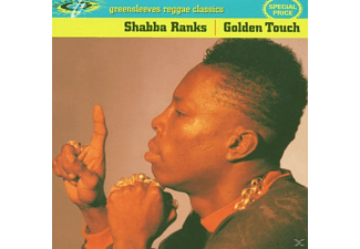 Shabba Ranks - Golden Touch - (CD)