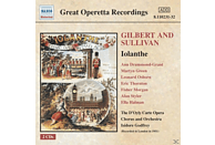 The D'Oyly Carte Opera Chorus and Orchestra Isidore Godfrey - Iolanthe [CD]
