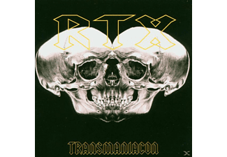 Rtx - Transmaniacon - (CD)