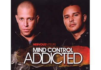 Mind Control - Nervous Nitelife: Addicted - (CD)