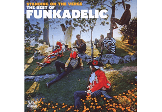 Funkadelic - Standing On The Verge - (CD)