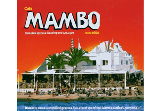 Pete (mixed By) Various/gooding, VARIOUS - Cafe Mambo-Ibiza 2006 - (CD)