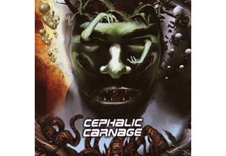 Cephalic Carnage - Conforming To Abnormality [CD]