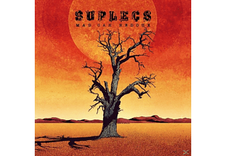 Suplecs - Mad Oak Redoux - (CD)