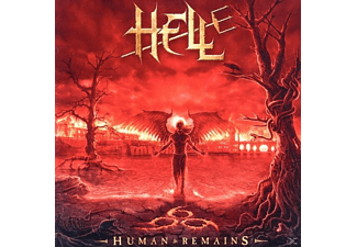 Hell - Human Remains - (CD)