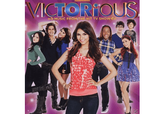 Victorious Cast feat.Victoria Justice - Victorious: Music From The Hit Tv Show - (CD)
