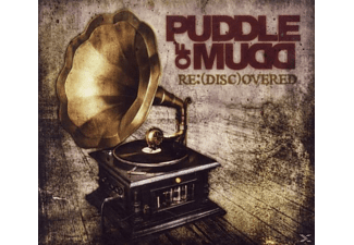 Puddle Of Mudd - Re:(Disc)Overed - (CD)