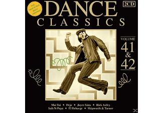 VARIOUS - Dance Classics 41 & 42 - (CD)